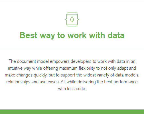 MongoDB - Best way to work with data