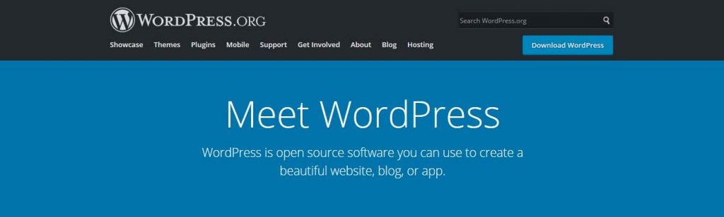 WordPress-Platform-Opensource