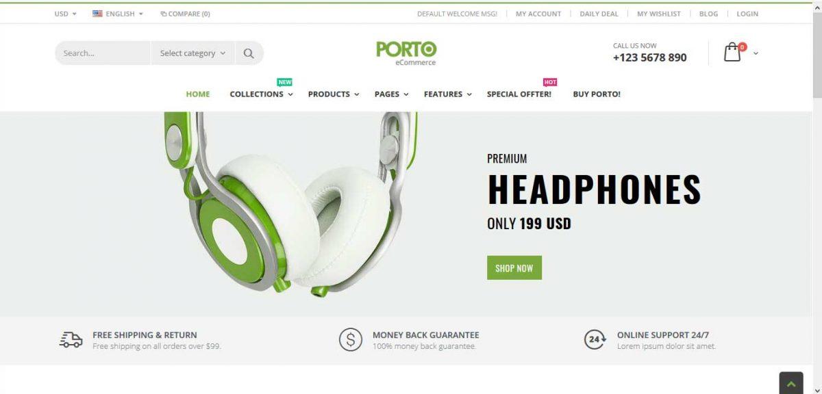 porto-shopify-theme
