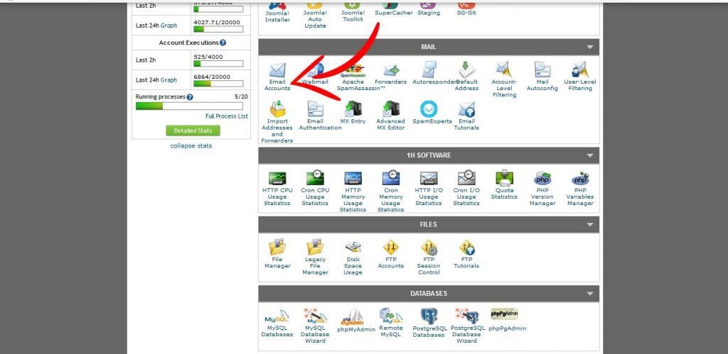 email-accounts-cpanel