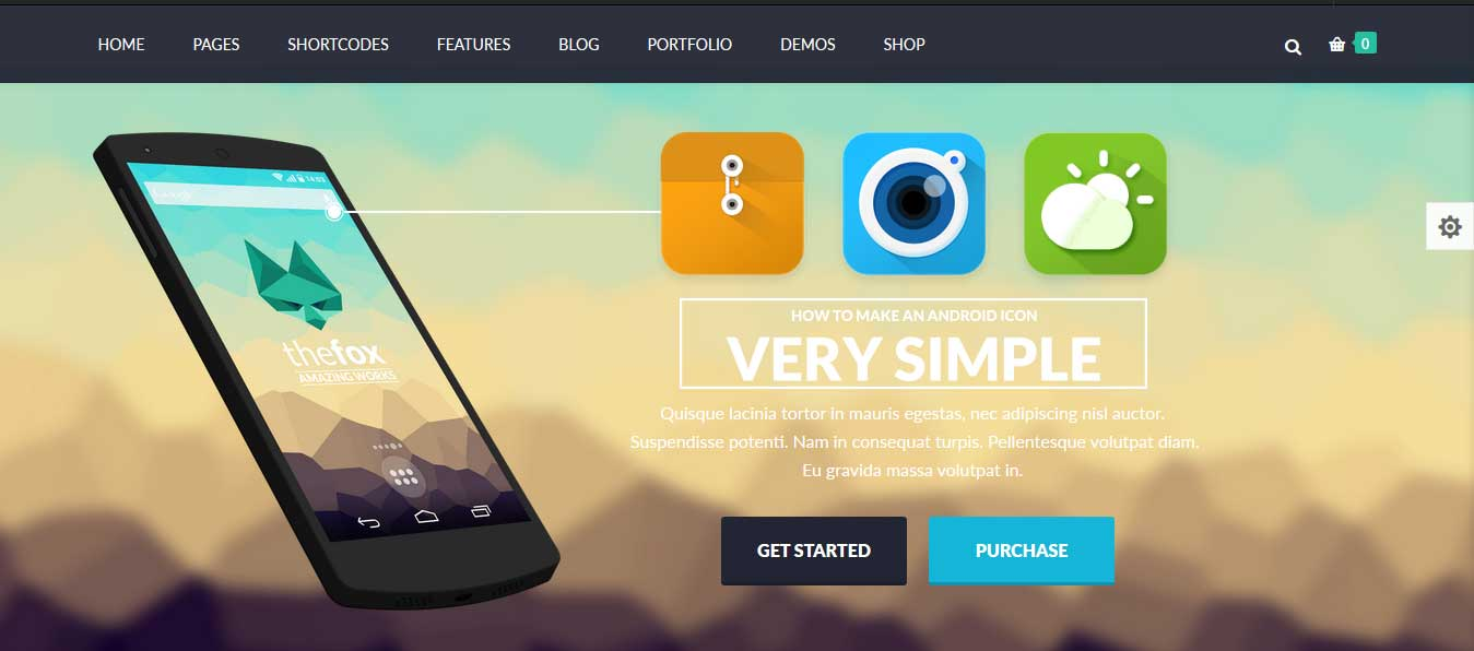 The-Fox-multipurpose-creative-wp-theme