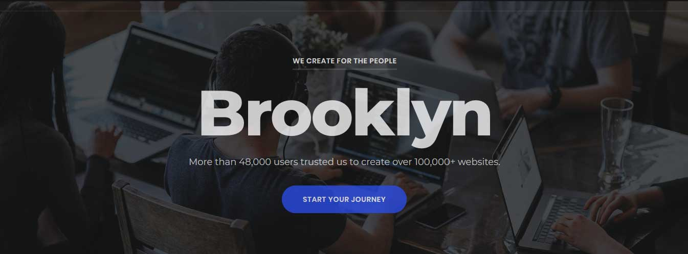 brooklyn-wp-theme