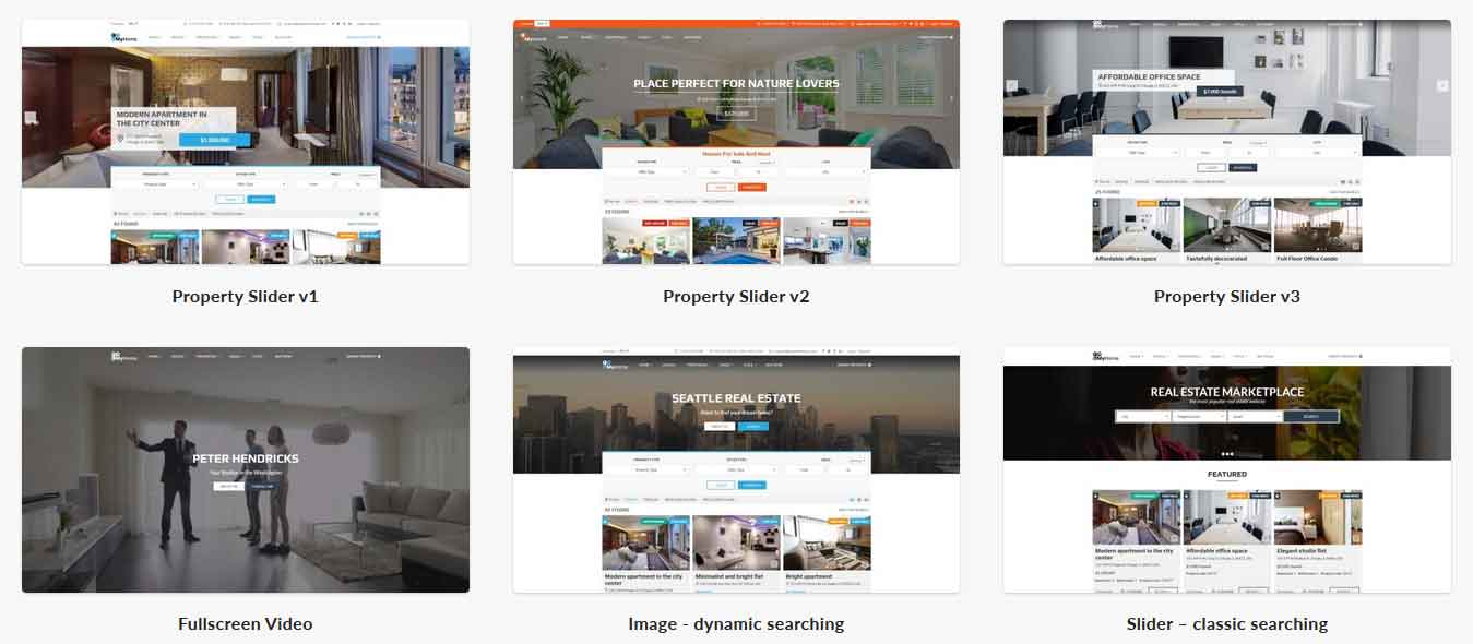 myHome-real-estate-wp-theme
