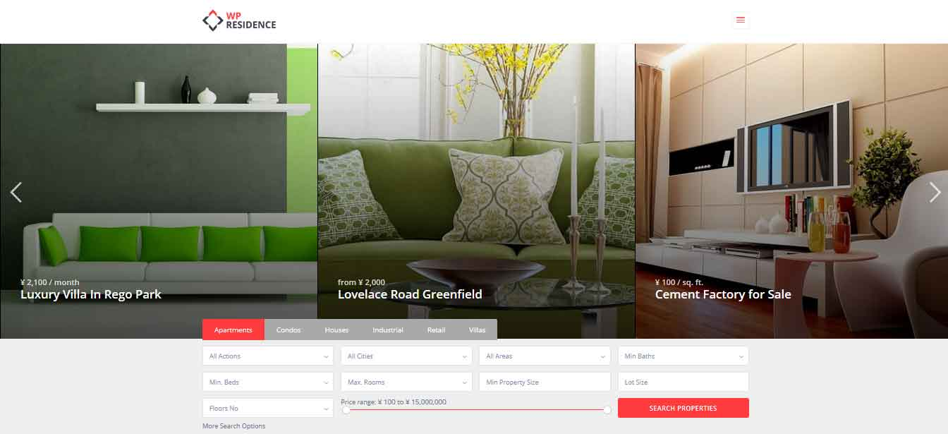 wp-residence-theme-for-real-estates