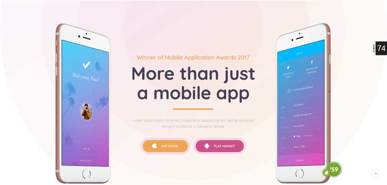 xstore-mobile-apps-landing-page