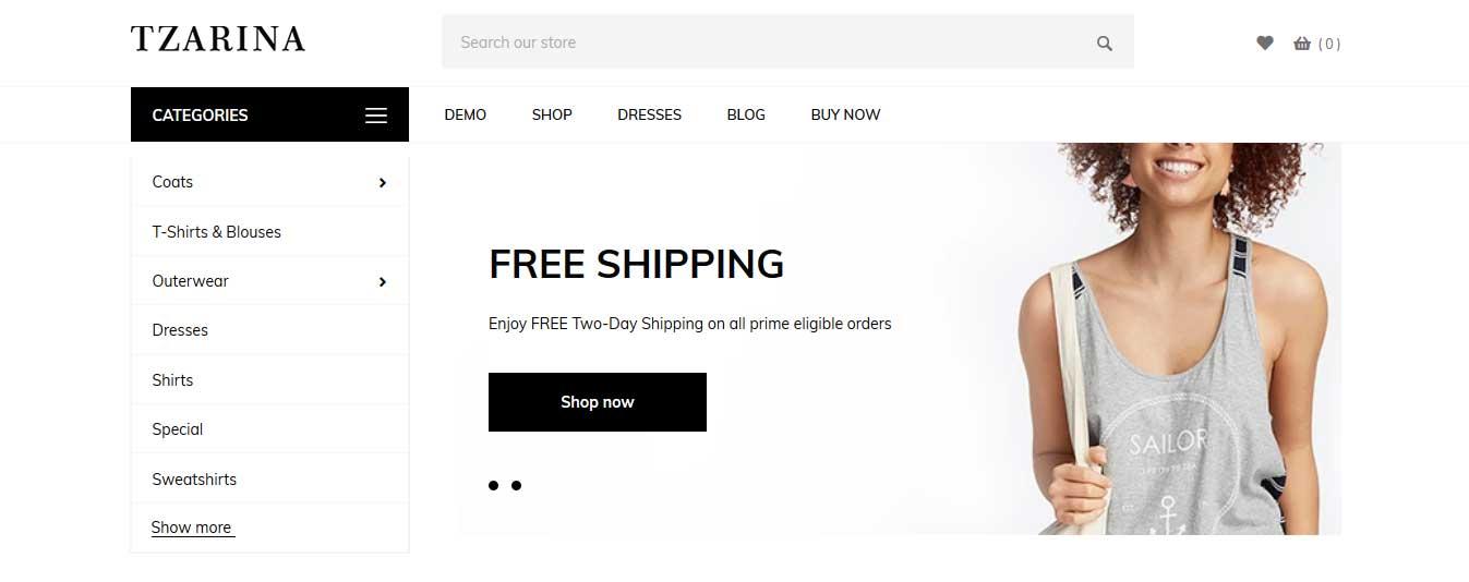 Yoriver Multipurpose Shopify Template