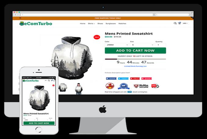 eCom Turbo Shopify