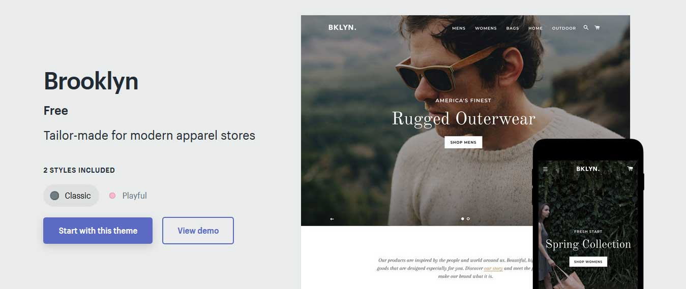 brookyln-free-shopify-theme