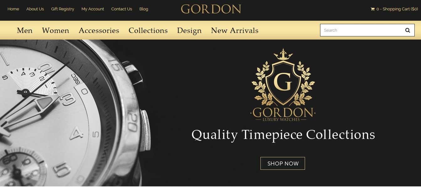 gordon-watches-3dcart-theme