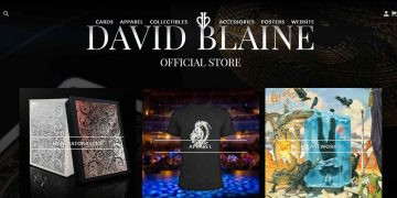 david-Blaine-Store