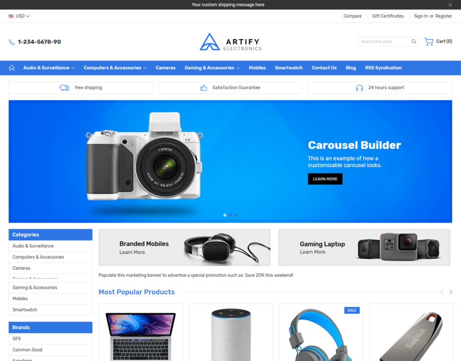 artify-bigcommerce-theme