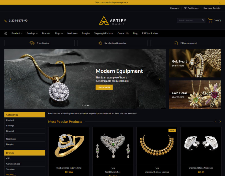 artify-jewelry-theme