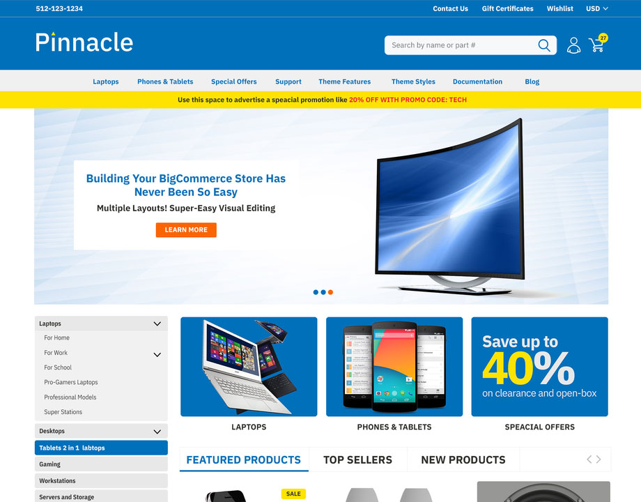 pinnacle-tech-bigcommerce-theme