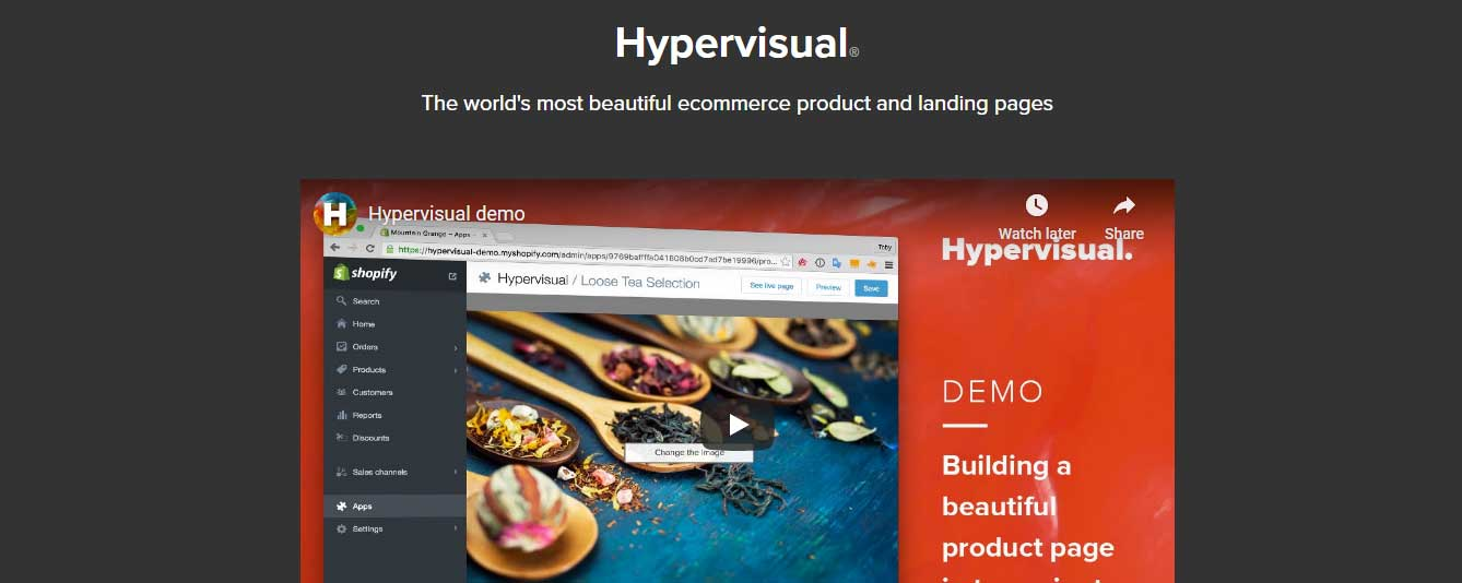 hypervisual-landing-page-builder