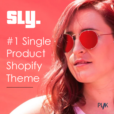 Sly Single product Shopify Theme